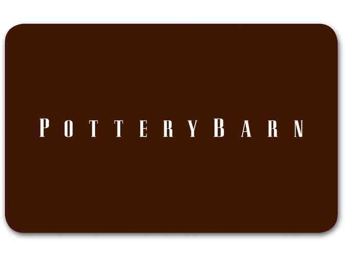 $100 Pottery Barn Gift Card - Photo 1