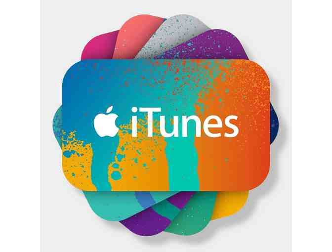 $25 App Store &  iTunes Gift Card - Photo 1