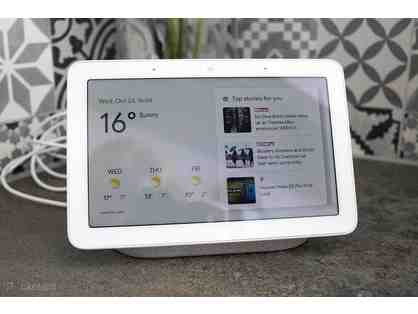 Google Nest Hub with Google Assistant