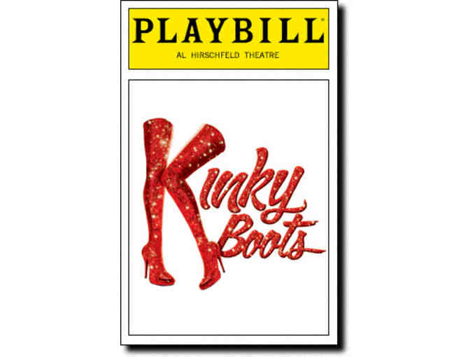 Everybody Say 'Yeah' when you join the cast of Kinky Boots