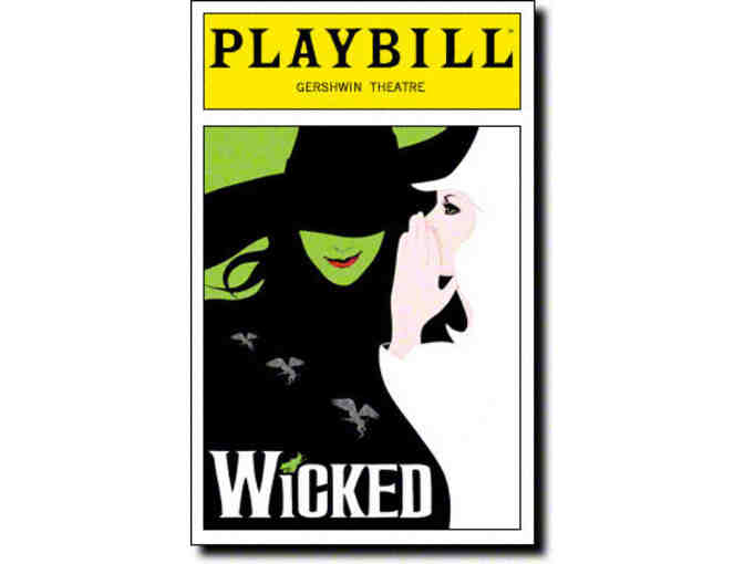 A 'Wonderful' appearance In Broadway's biggest blockbuster, Wicked