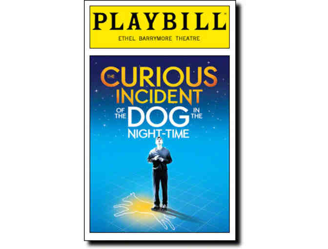 Go backstage with The Curious Incident of the Dog in the Night-Time