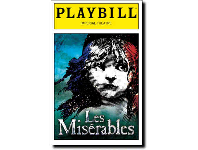Join the acclaimed cast of Les Miserables onstage