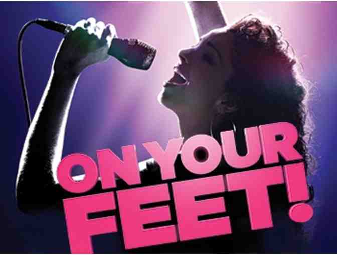 On Your Feet opening night tix & party passes