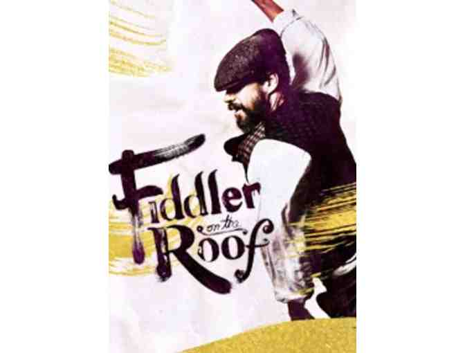 Fiddler on the Roof opening night tix & party passes