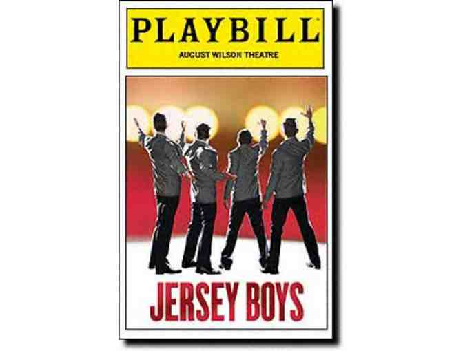 Walk Like a Man in Jersey Boys