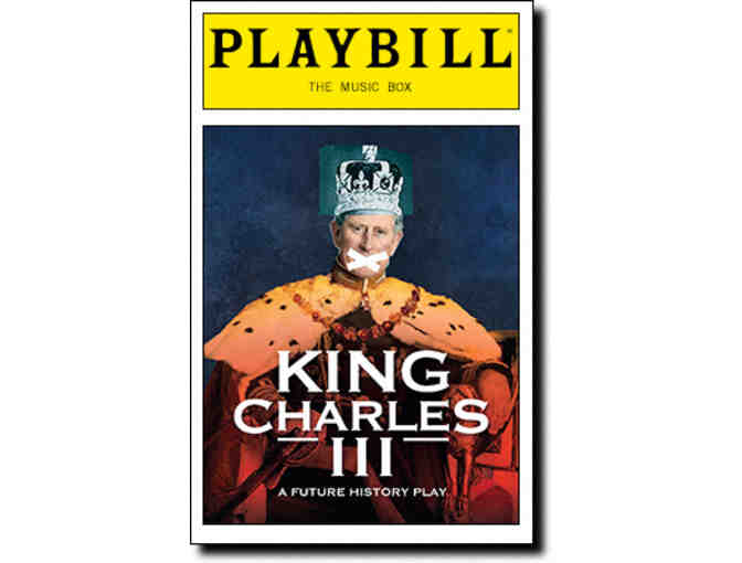 King Charles III opening night tix & party passes