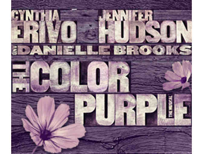 The Color Purple opening night tix & party passes