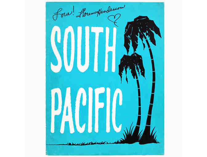 1967 South Pacific souvenir program