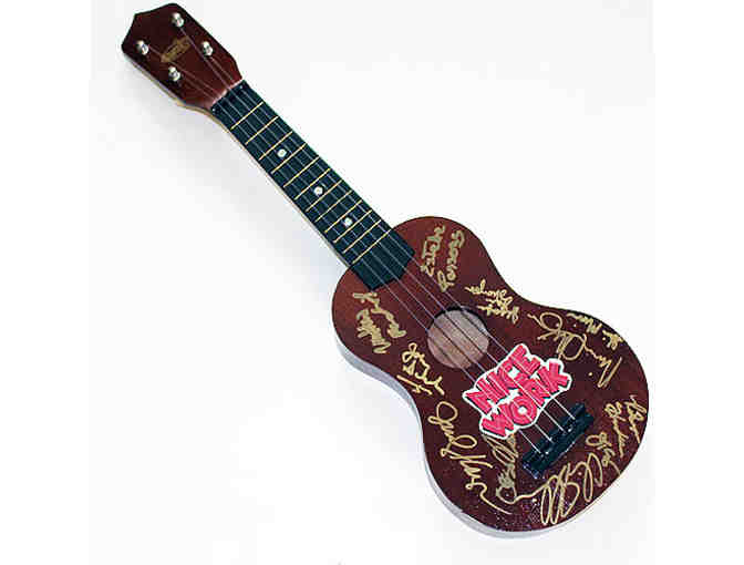 Nice Work If You Can Get It ukulele