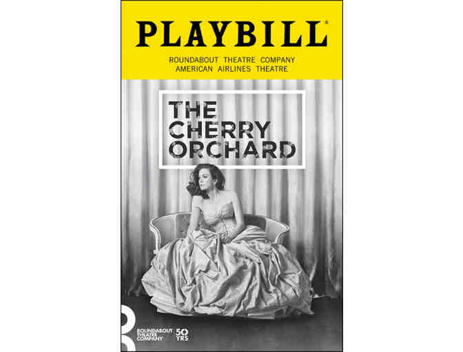 Another Opening, Another Show: THE CHERRY ORCHARD