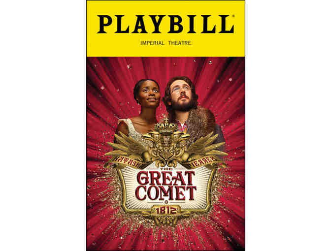 Another Opening, Another Show: NATASHA, PIERRE & THE GREAT COMET OF 1812