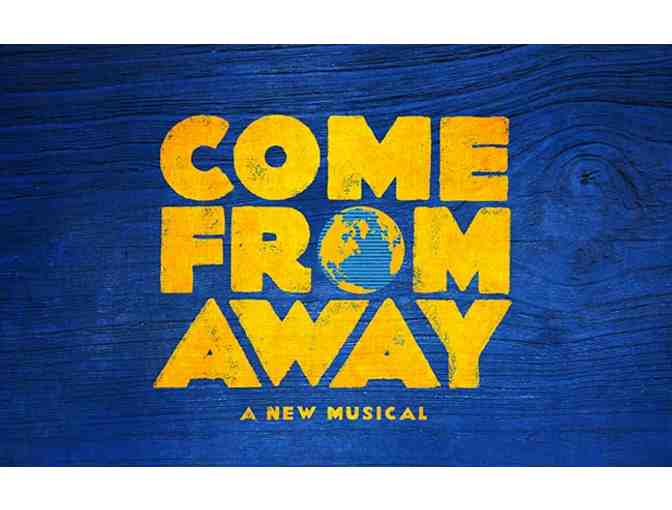 P-8 Another Opening, Another Show: COME FROM AWAY