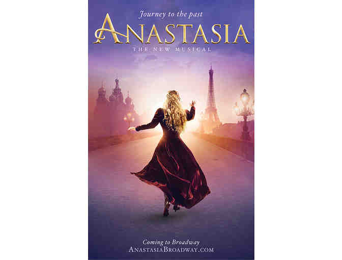 Another Opening, Another Show: ANASTASIA