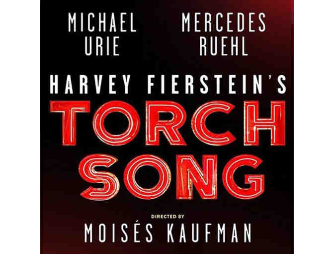 See the highly anticipated Broadway revival of Torch Song and meet star Michael Urie