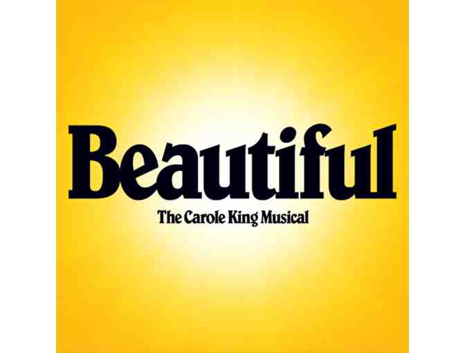 Feel the earth move under your feet in your walk-on in Beautiful - The Carole King Musical
