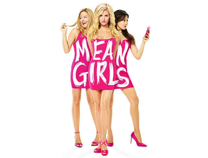 See the Smash Hit Musical Mean Girls, Meet Those Fetch Cafeteria Frenemies, The Plastics