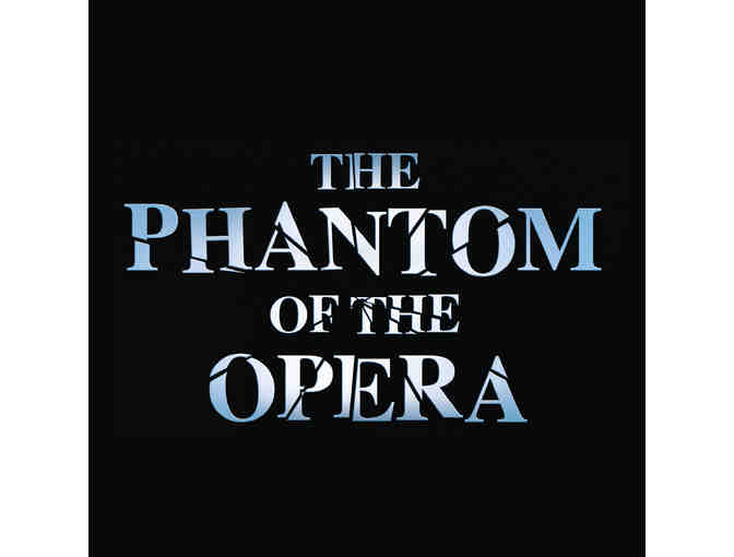 A Day with The Phantom of the Opera