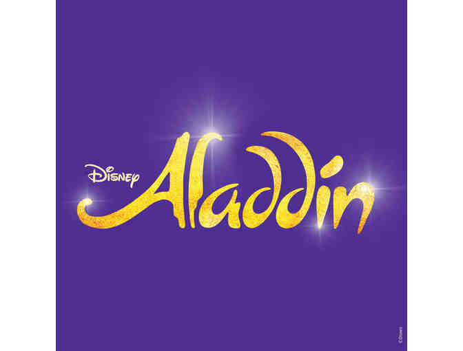 A Whole New World for You at Aladdin: See the Show, Meet the Stars, Rub the Genie's Lamp - Photo 1