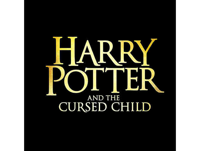 Keep the Secrets: See Harry Potter and the Cursed Child from VIP Seats and Meet the Wizard