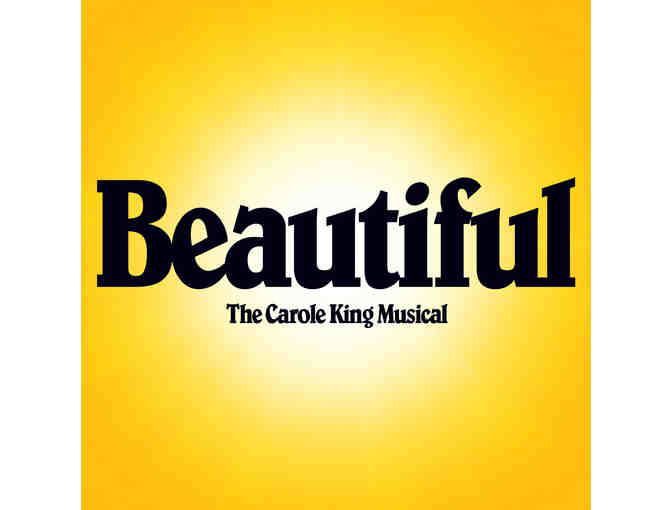 Feel the Earth Move Under Your Feet When You Walk-on Beautiful - The Carole King Musical - Photo 1