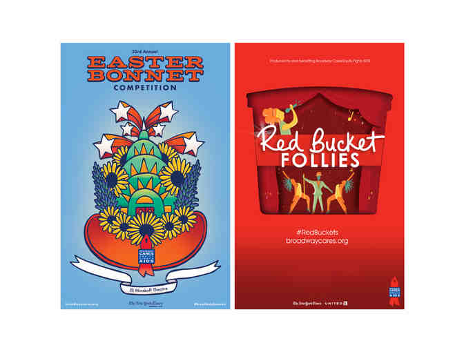 Joyfully Judge the Best of Broadway at Red Bucket Follies and Easter Bonnet Competition