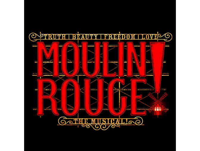 Go Behind the Scenes During Moulin Rouge! The Musical
