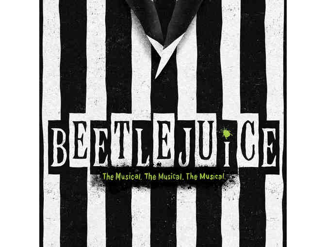 'Jump in the Line' at Beetlejuice then Meet the Deetzes and the Maitlands