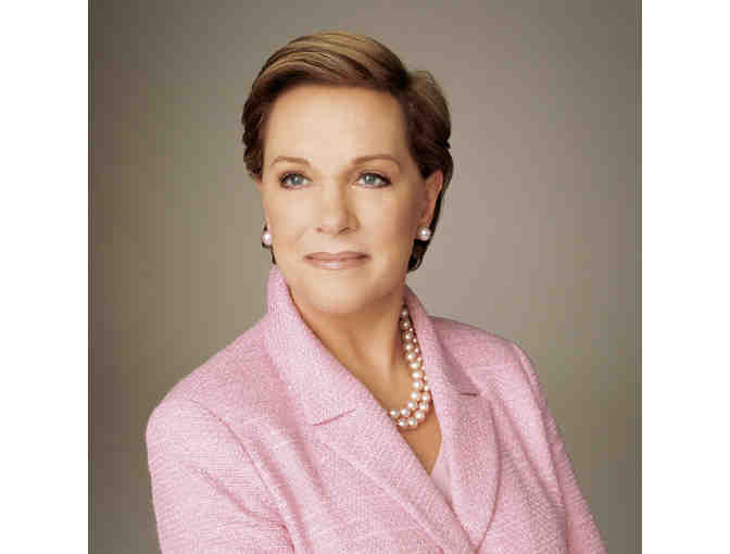Meet Julie Andrews, Take a Photo & Get VIP Seats to Evening Honoring Her Hollywood Career