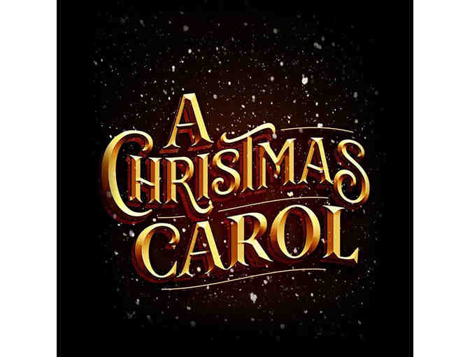 A Christmas Carol Opening Night Tickets and Party Passes - Photo 1