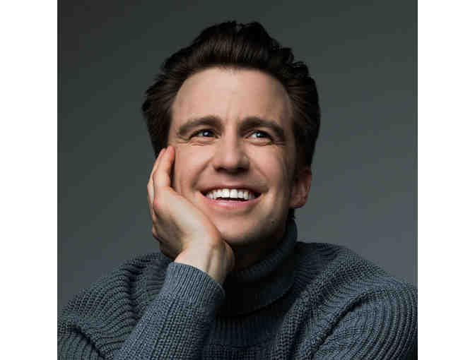 Have Lunch with Tony Award Winner Gavin Creel