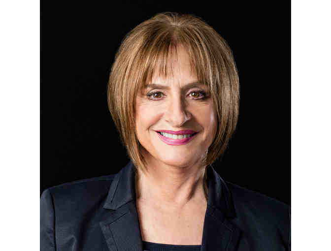 Virtual Meeting with Incomparable Broadway Legend Patti LuPone