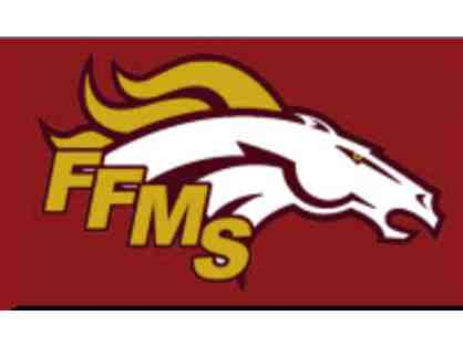 FFMS - 8th Grade Band Fall Concert on October 21 @5:30 pm - 4 premium seats