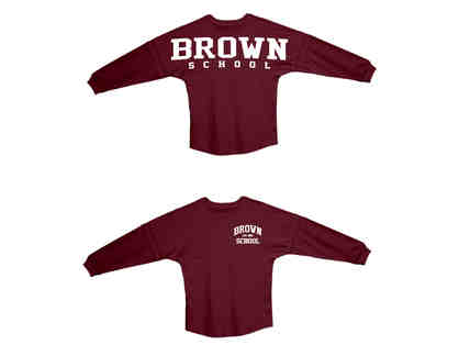 Brown School Billboard Jersey - Youth Small
