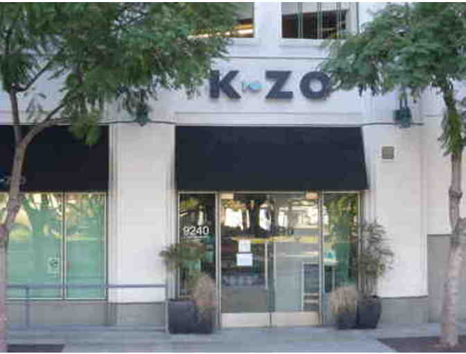 K-ZO Gift Card - Photo 1