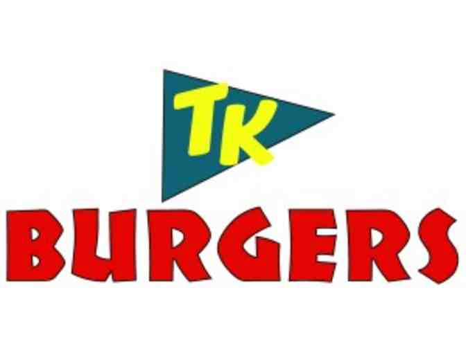 TK Burgers Gift Card - Photo 1