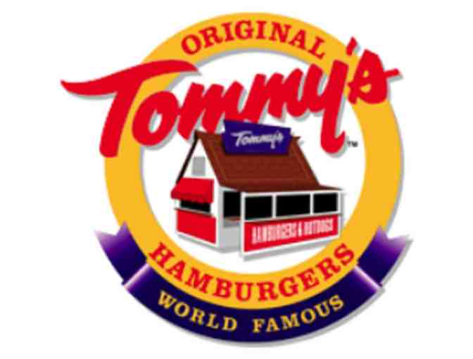 Original Tommy's World Famous Hamburgers Gift Cards - Photo 1