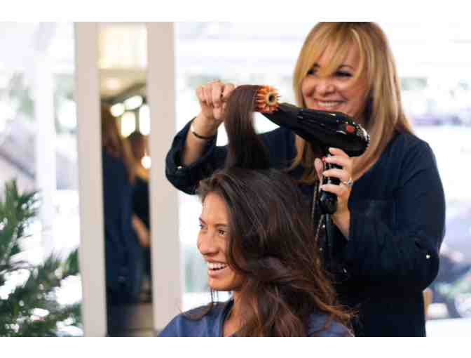 Collagen Hair Treatment, Consultation and Blowdry with Master Stylist - Photo 1