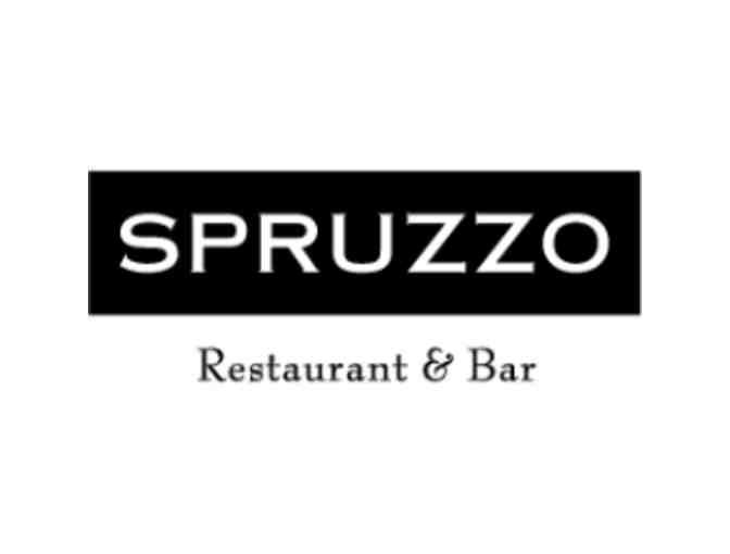 Spruzzo Restaurant and Bar Gift Card - Photo 1
