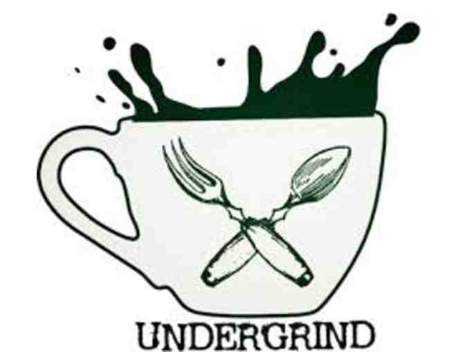 Gift Card to Undergrind Cafe - Photo 1