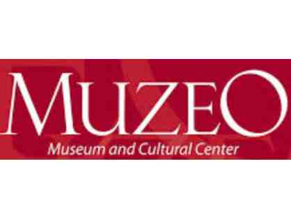 4 Tickets to Muzeo Museum and Cultural Center