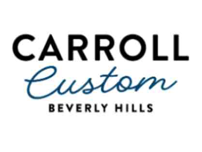 $500 Store Gift Certificate at Carroll Custom in Beverly Hills