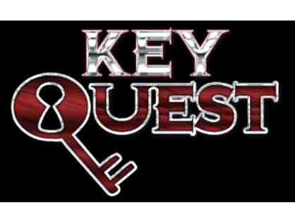 Four Passes to Key Quest Escape Room