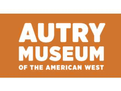 Four Guest Passes at the Autry Museum of the American West