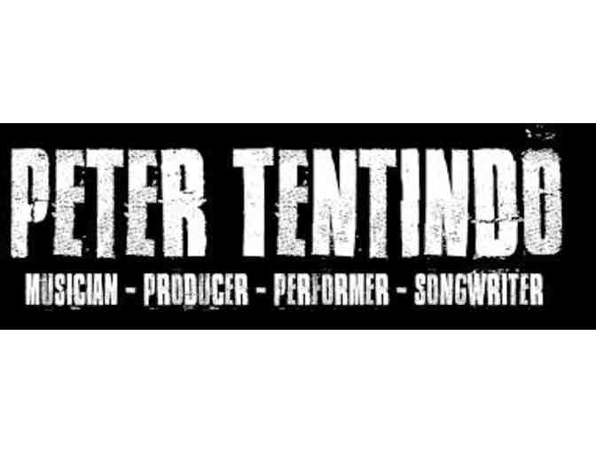 Two guitar, piano or ukulele lessons (30 minutes each) with Peter Tentindo - Value $80