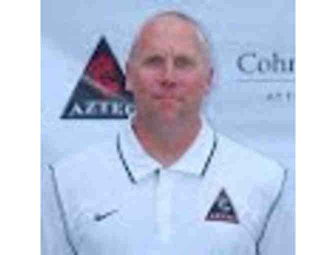 Personal Coaching (1 hour): Soccer instruction with Jeff Winterton (Coach at Aztec Soccer)
