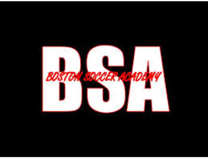Boston Soccer Academy - Summer Clinic -week long, all day(Grades 1-4 or 5-8) - Value $300