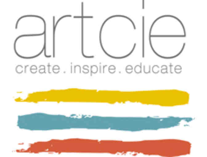 Artcie - $100 gift card toward any 2018 summer camp or 2018 art class