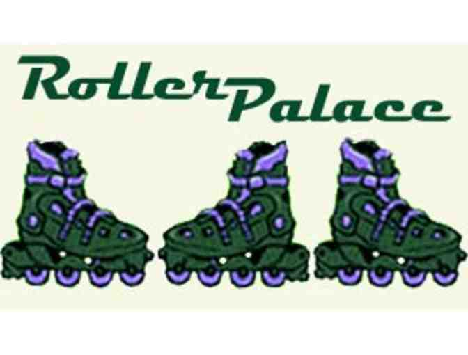 Beverly's Roller Palace - 4 passes (includes rentals)