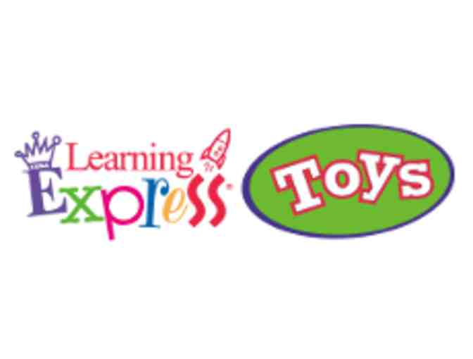 Learning Express Toys Gift Card $20